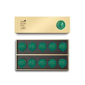 2.0 小罐茶 特级乌龙茶铁观音清香型 茶叶礼盒装40g  顺丰包邮