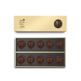 2.0 小罐茶 特级黑茶云南普洱茶熟茶 茶叶礼盒装40g  顺丰包邮