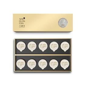 2.0 小罐茶白毫银针 白茶 茶叶礼盒装40g  顺丰包邮