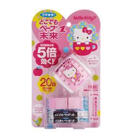 【香港直邮】日本 VAPE/未来儿童防蚊手环凯蒂猫驱蚊手表5倍效果 20日