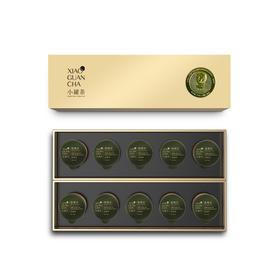 2.0  小罐茶 特级乌龙茶铁观音茶浓香型 茶叶礼盒装40g  顺丰包邮