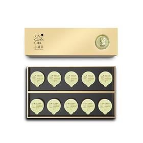 小罐茶茉莉花茶  茶叶礼盒装40g  顺丰包邮