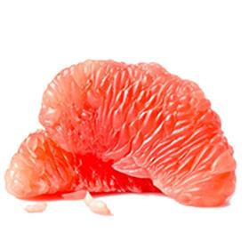 三红蜜柚1颗
