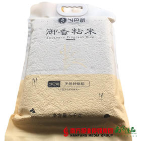 乡巴稻御香粘米  5kg/包