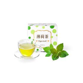 喜善花房 薄荷茶 20g/盒