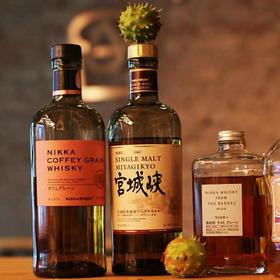 【闪购】一甲日果科菲谷物威士忌_700ml/Nikka Coffey Grain Whisky_700ml