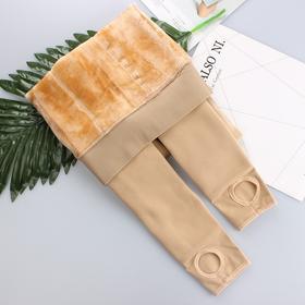 丝袜女冬季连裤袜加绒加厚款外穿光腿隐形袜连体肉色打底锦纶袜裤