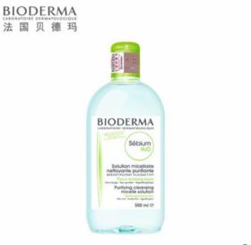 Bioderma/贝德玛净妍控油洁肤液500ml 卸妆水