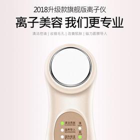 美容仪器家用脸部导入仪面部排毒毛孔清洁洗脸洁面仪按摩器SKB1709