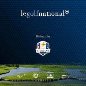 2018莱德杯赛场:法国国家高尔夫俱乐部 Le Golf National France,2018Ryder Cup Host Venue