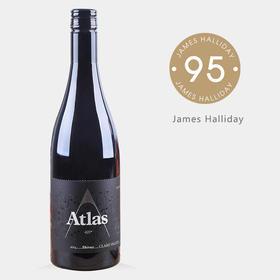 【JH95 对标奔富389】澳洲巴罗萨谷阿特拉斯酒庄429西拉干红 2014
