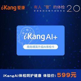 iKangAI+商务精英升级AI套餐-男女通用