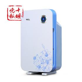 【晚报精选】TCL空气净化器家用卧室静音除甲醛异味雾霾室内除二手烟除尘PM2.5
