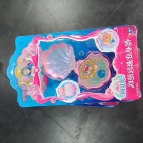 巴啦啦小魔仙海莹珍珠变身器581605