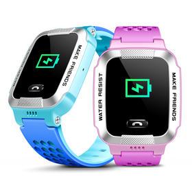 儿童电话手表Y01A 超长待机360度防水GPS定位智能手表 学生儿童手表