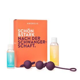 德国Amorelie产后修复套装(凯格尔球+按摩精油+润滑液)
