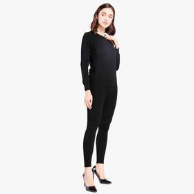 澳洲abor塑形考拉羊毛裤女士薄款