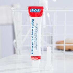 德国SOS痔疮膏,一用缓解,止血止痒