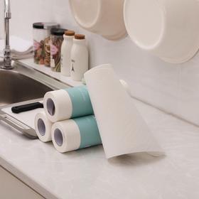 涤尚 可水洗洗碗巾(6卷装)
