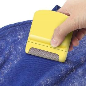 优选 | 【毛球克星】日本进口衣服毛球修剪器 无需充电 快速去毛球 不伤衣物 旧衣如新