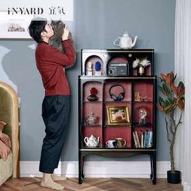 [InYard宜氧]胭脂玄关柜/客厅展示柜/北欧简约现代卧室过道床边柜