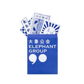 大象公会主题贴纸 限定版文化产品