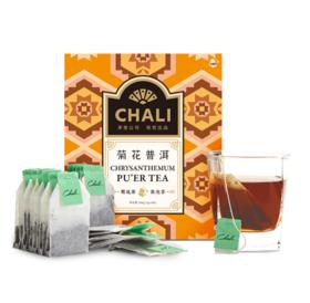 CHALI茶里 | 菊花普洱 |  盒装100包