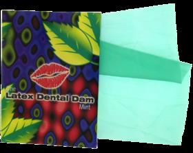 美国原装进口Lixx口交膜 口爱膜 口膜(单片装)