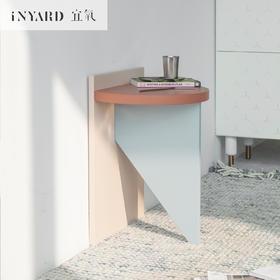 [InYard原创]三色边几/北欧简约现代设计师款床头柜沙发边桌茶几