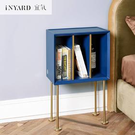 [InYard原创]越读书边柜/大理石床头柜北欧简约现代沙发边几角几