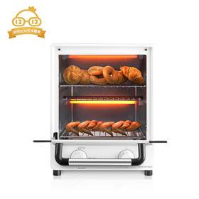 北欧欧慕 立式小烤箱家用迷你烤箱NKX1417C