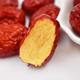 山西临县 黄河滩枣 粒粒饱满 皮薄肉厚 入口香甜 甜而不腻 1/ 8斤包邮