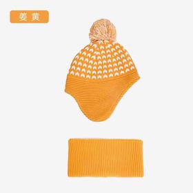 加拿大oribigo儿童保暖帽 保暖围脖