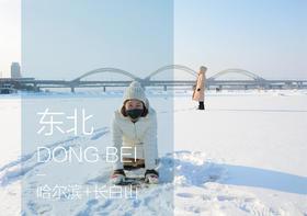 【定制简案】哈尔滨+雪乡+长白山 8日 | 在欧式建筑群里穿梭,感受银装素裹中泡温泉的两重天