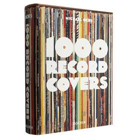 【德国TASCHEN】1000个专辑封面设计
