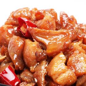 精选 | 四川自贡特色产品麻辣带骨冷吃兔 125g*2  办公室休闲零食