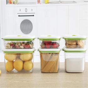 Wonus 沃伦森真空智能保鲜罐两件套 非玻璃保鲜罐