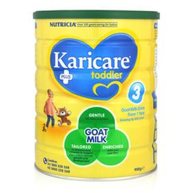 【直邮包邮】澳洲新西兰本土版 可瑞康羊奶三段 12个月以上 900g ×3罐