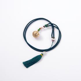 唐玲珑银香囊首饰 | 复刻国之瑰宝,以银香囊为饰,步步生香
