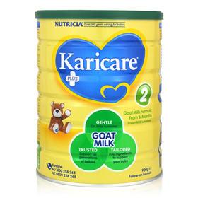 【直邮包邮】澳洲新西兰本土版 可瑞康羊奶二段 6-12个月 900g ×3罐