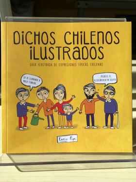Dichos chilenos ilustrados