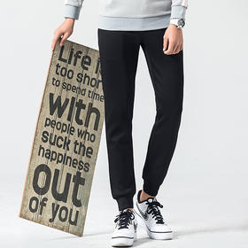【寒冬至 有这一条裤子就暖了】SEAMLARA BLACK ONLY 2.0版 抗微生物温感裤远红外弹力裤 抑菌/舒适/温暖/有型兼得