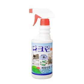 【精选】韩国原装重油污清洁剂丨去污力强1瓶抵5瓶丨500ml/瓶【家庭清洁】