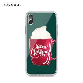 圣诞系列 | 卡通马克杯、个性、创意 | iPhone X / 7 /8 手机壳