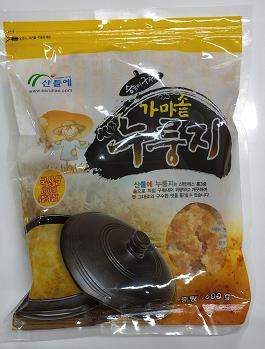 韩国锅巴(600g)