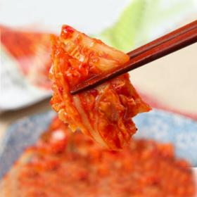 【正宗韩式风味·下饭必备】韩式延边风味辣白菜 1斤/袋*5袋
