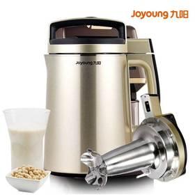 九阳(Joyoung)豆浆机免滤预约多功能大容量1.3L智能家用豆浆机DJ13B-D76SG
