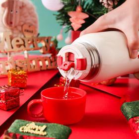 韩国杯具熊儿童保温杯(圣诞款) (送杯刷,礼袋,卡片,贴纸)
