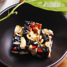 坚果与水果搭配的健康美食丨桑葚糕