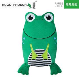 德国原装HUGO FROSCH/暖蛙卡通生态热水袋